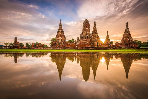 Đặt vé máy bay nhận tour du lịch Thái Lan