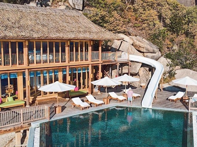 Quang Vinh mê 3 resort đẹp ven biển miền Trung
