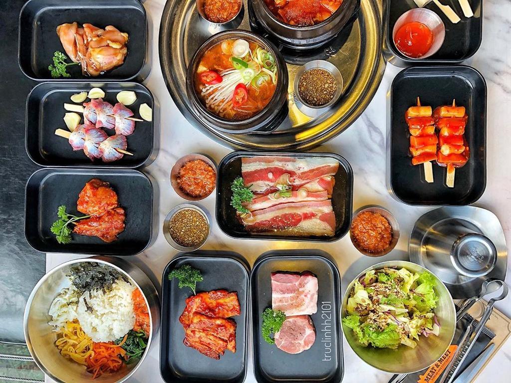 Thỏa sức ăn uống tại 5 điểm buffet hút khách ở TP.HCM