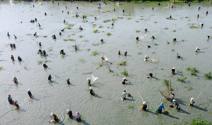 Lễ hội đánh cá cầu may