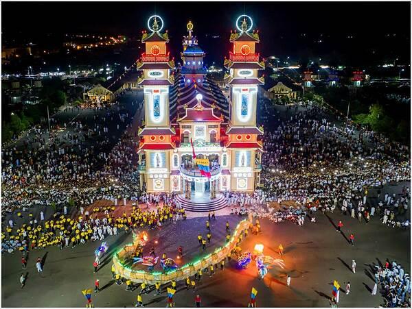 Những lễ hội đặc trưng tại Tây Ninh dành cho du khách