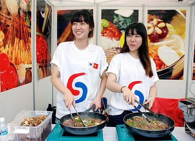 K-Food Fair Vietnam 2020: Thúc đẩy quan hệ thương mại, văn hóa Việt Nam – Hàn Quốc