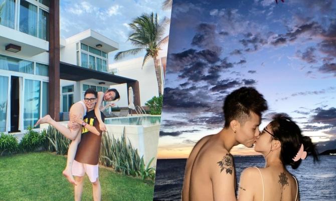 Resort nơi vợ chồng ái nữ Minh 'Nhựa' bắt trend 'vác người yêu'