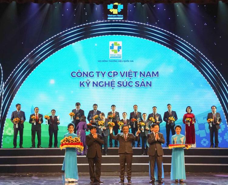 Vissan vinh dự đạt danh hiệu Thương Hiệu Quốc Gia Việt Nam năm 2020