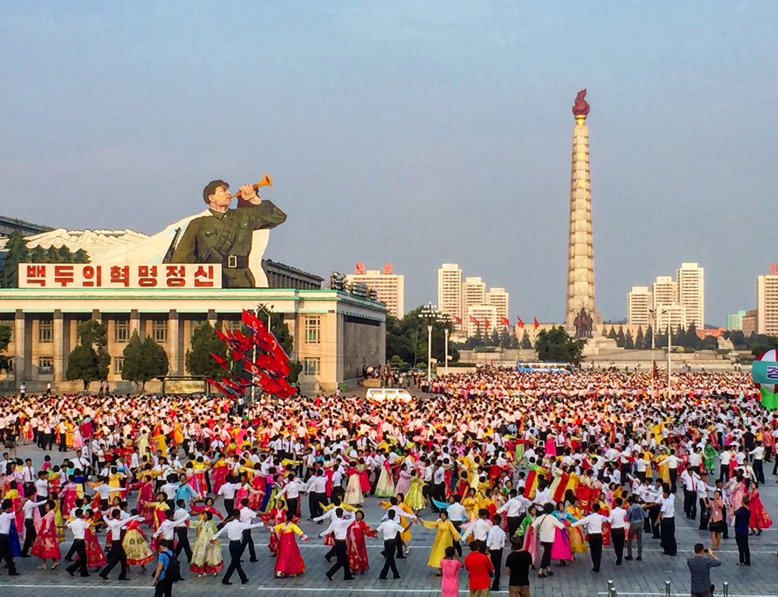 Triều Tiên qua con mắt một hướng dẫn viên