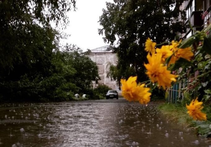 Vũng nước mưa nổi tiếng nhất nước Nga
