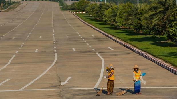 Thủ đô kỳ lạ nhất thế giới của Myanmar