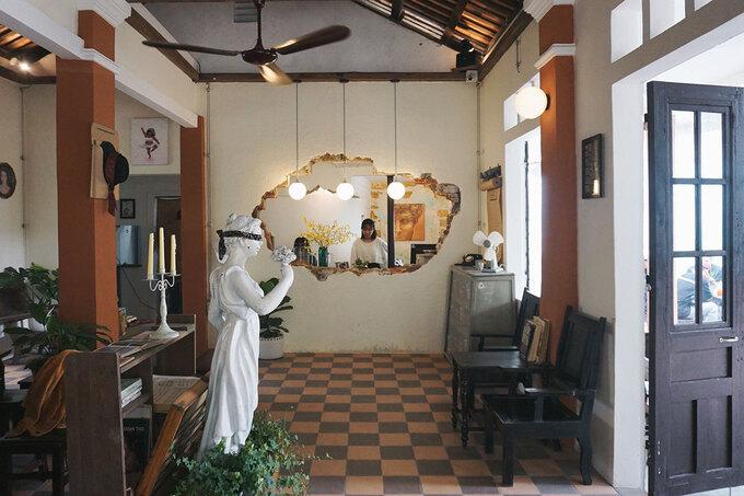 4 quán cà phê hút giới trẻ ở Huế