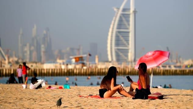 Dubai giờ ra sao sau khi đón khách giữa Covid-19?