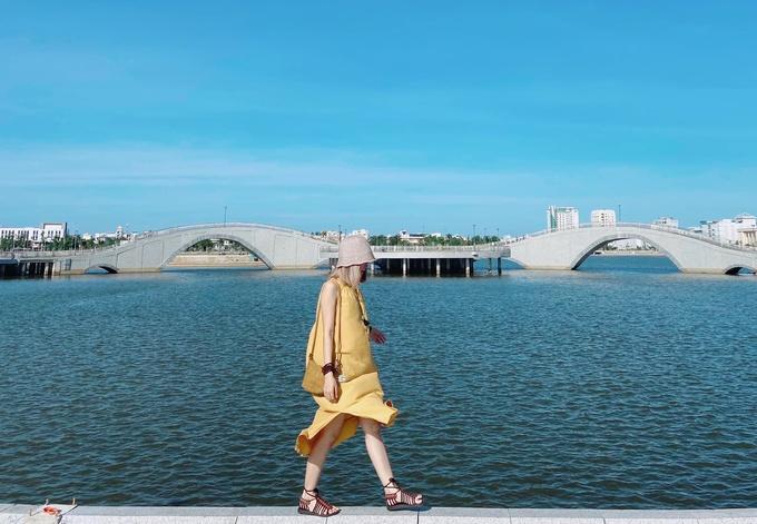 Hồ điều hòa - tọa độ check in mới ở Phú Yên