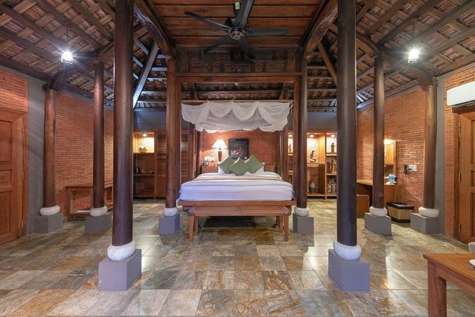Resort đậm chất Việt Nam nơi Lệ Quyên và tình trẻ nghỉ tại Huế