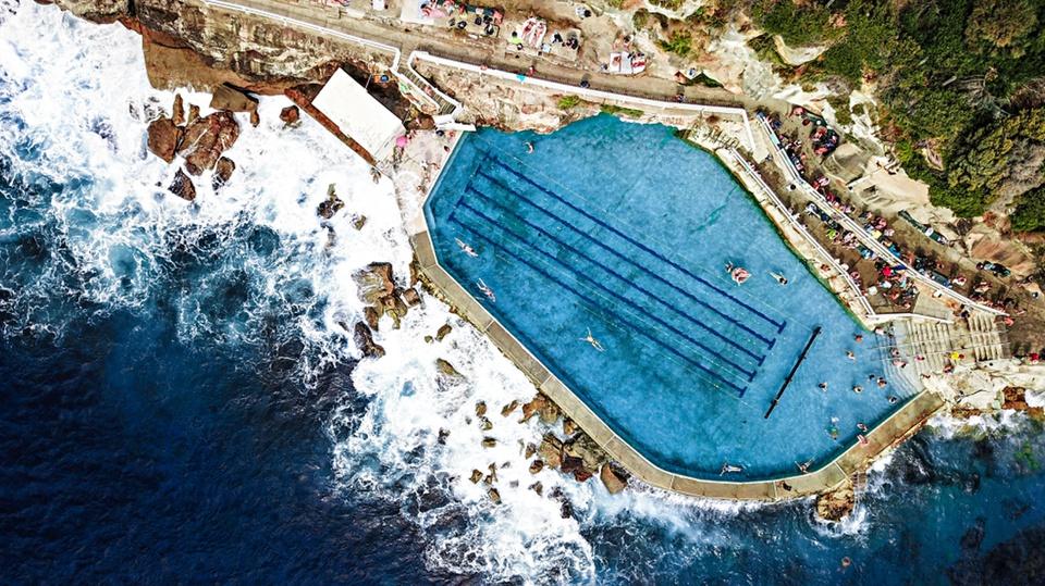 7 hồ bơi giáp mặt biển ngoạn mục
