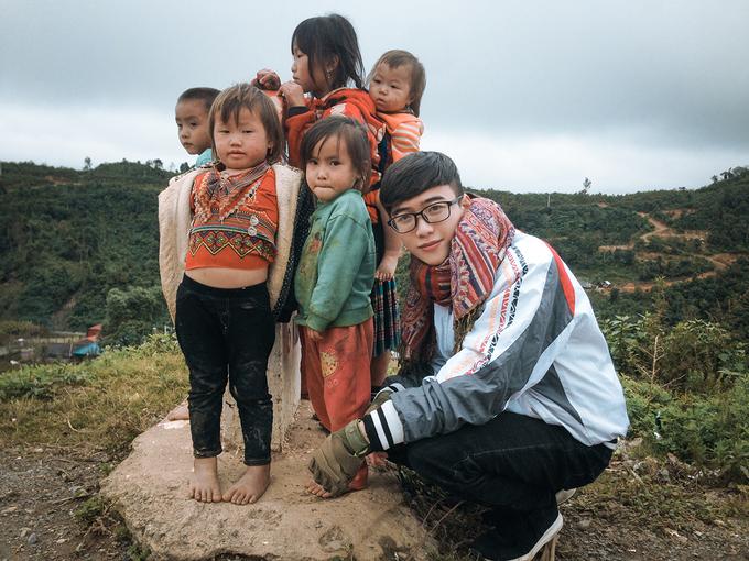 'Chàng công tử' trưởng thành qua 82 chuyến đi khắp Việt Nam