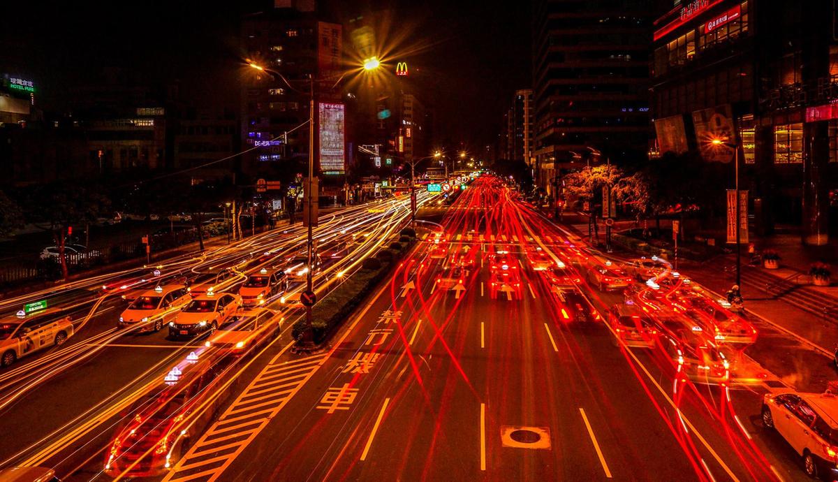 Đài Loan về đêm qua ống kính của cô gái Việt