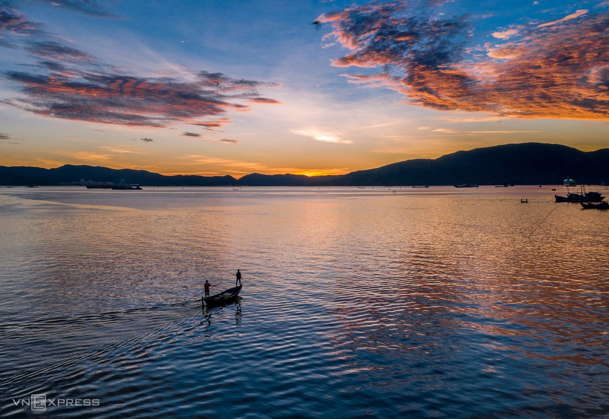 Đầm nước mặn lớn nhất Bình Định