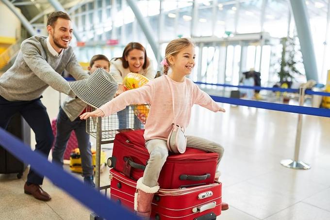 Chuyên gia tâm lý Nga chia sẻ bí quyết du lịch với trẻ em