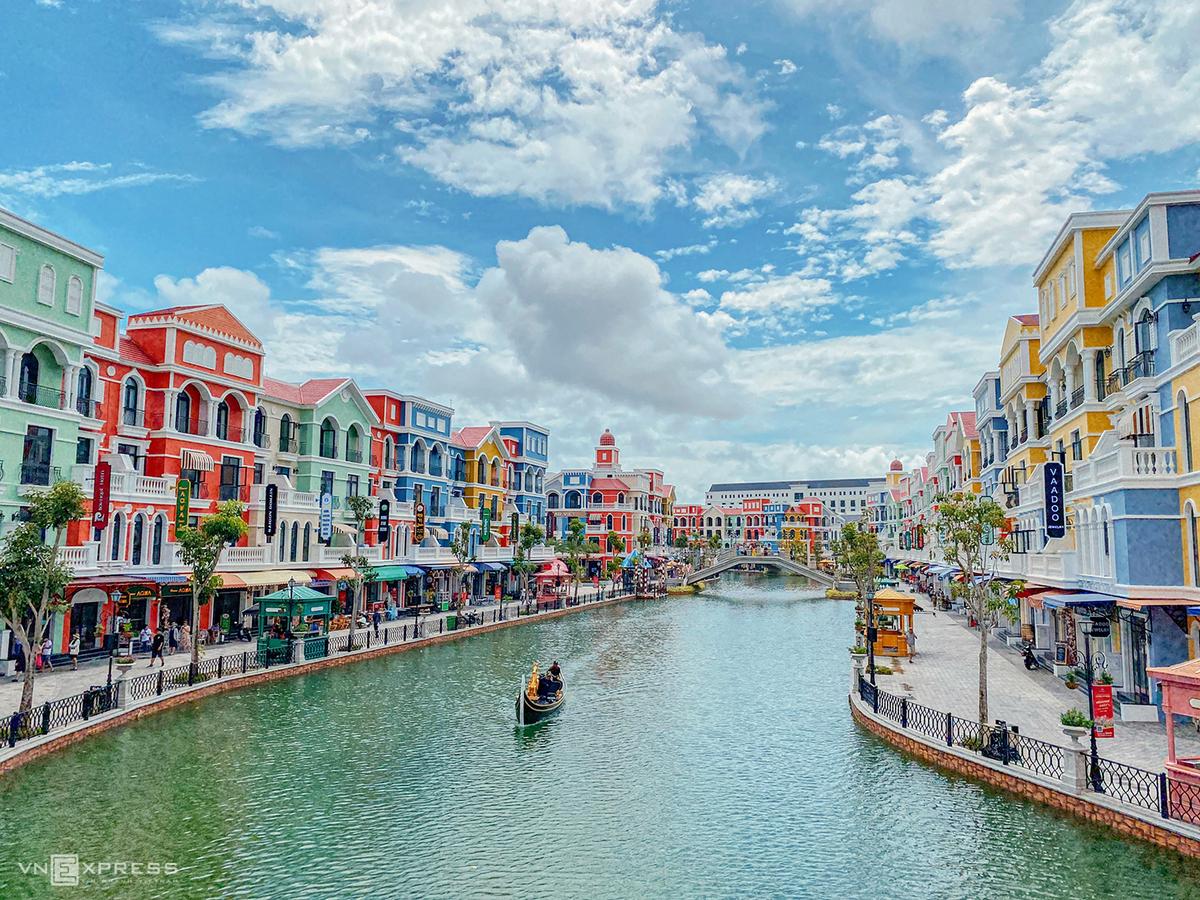 'Venice thu nhỏ' giữa lòng Phú Quốc