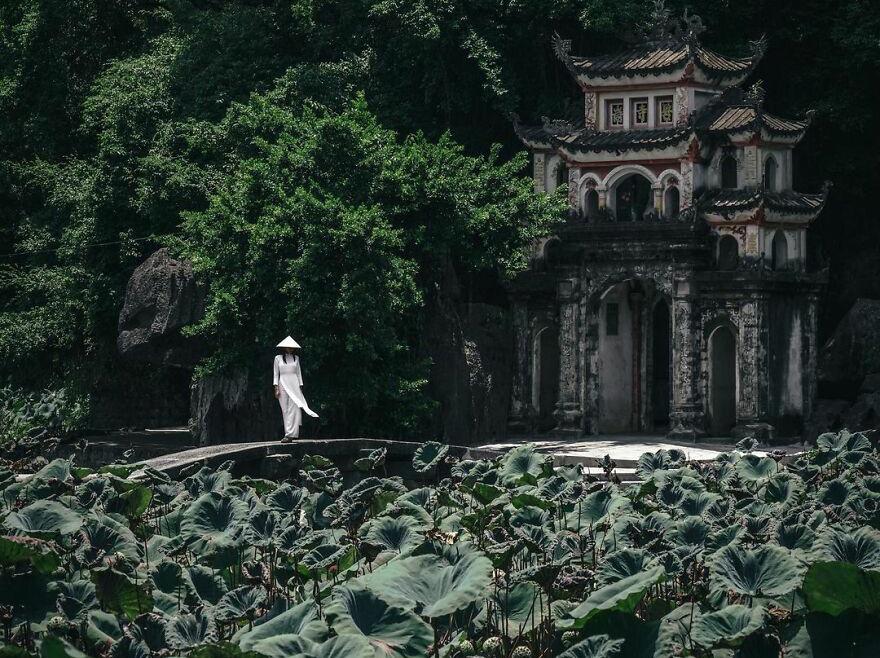 Việt Nam qua ống kính nhiếp ảnh gia Nhật