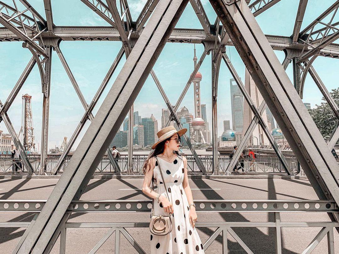 Cây cầu hơn 100 năm gắn với bộ phim của Triệu Vy
