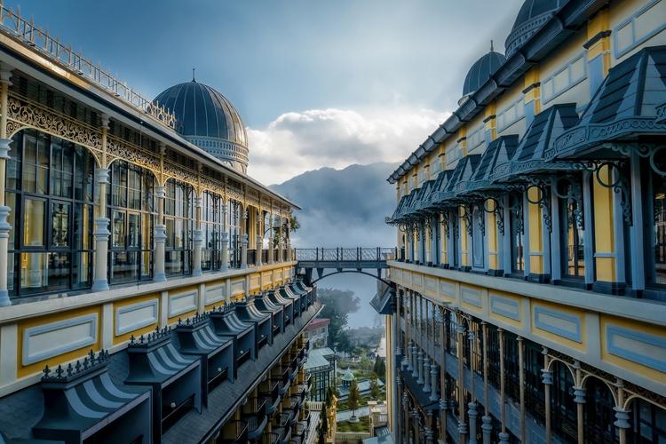 Các khu nghỉ dưỡng Việt mang phong cách Đông Dương