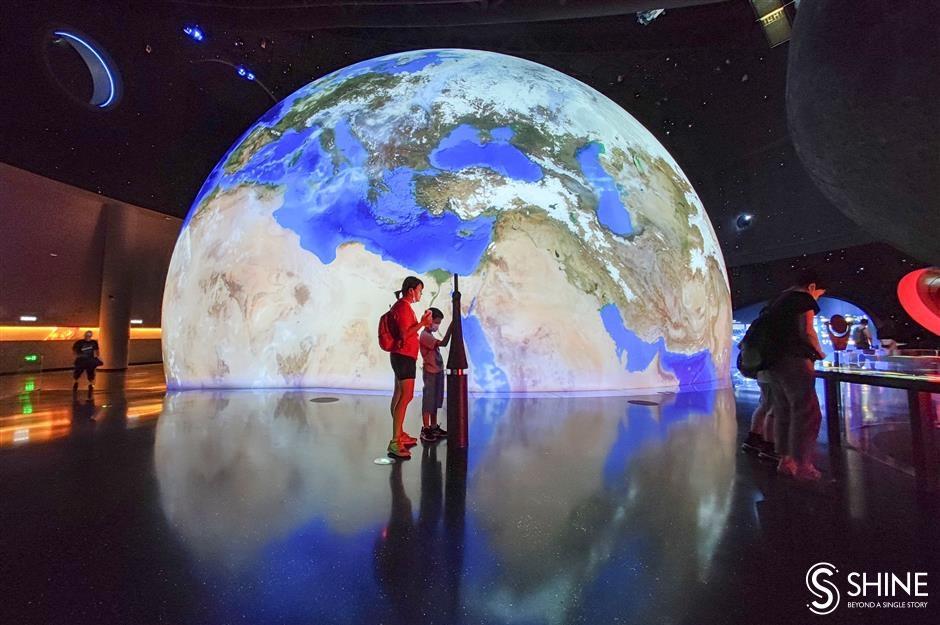 Bảo tàng thiên văn lớn nhất thế giới như 'ngân hà thu nhỏ'