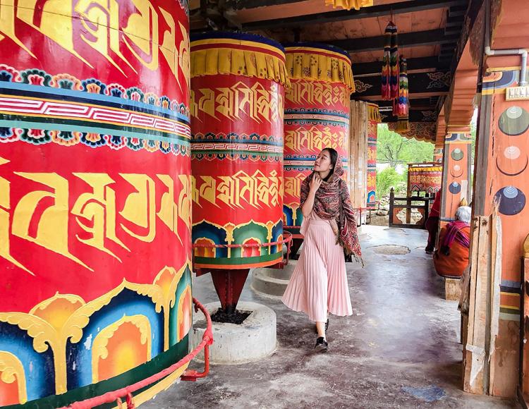 Những ấn tượng đặc biệt của du khách Việt về Bhutan