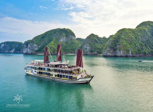 Kỳ nghỉ trên du thuyền sang trọng thăm vịnh Hạ Long từ 3,35 triệu đồng