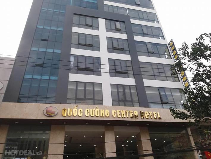 Khách Sạn Quốc Cường Center Đà Nẵng Tiêu Chuẩn 4* - Nghỉ Dưỡng 2N1Đ Cho 2 Người